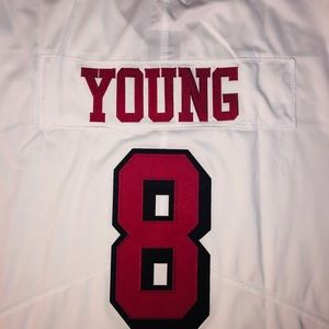 Shirts - SF 49ers throwback #8